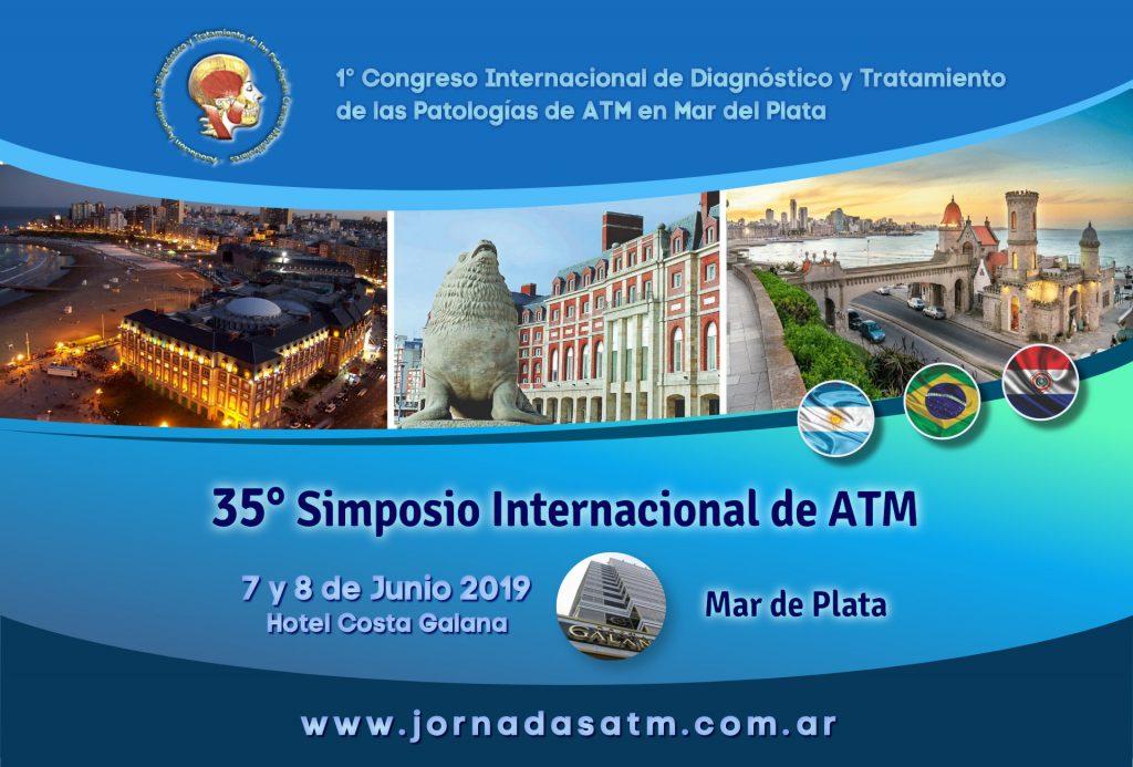 Simposio Internacional de ATM / Congreso Internacional de Diagnóstico y Tratamiento de las Patologías de ATM en Mar del Plata