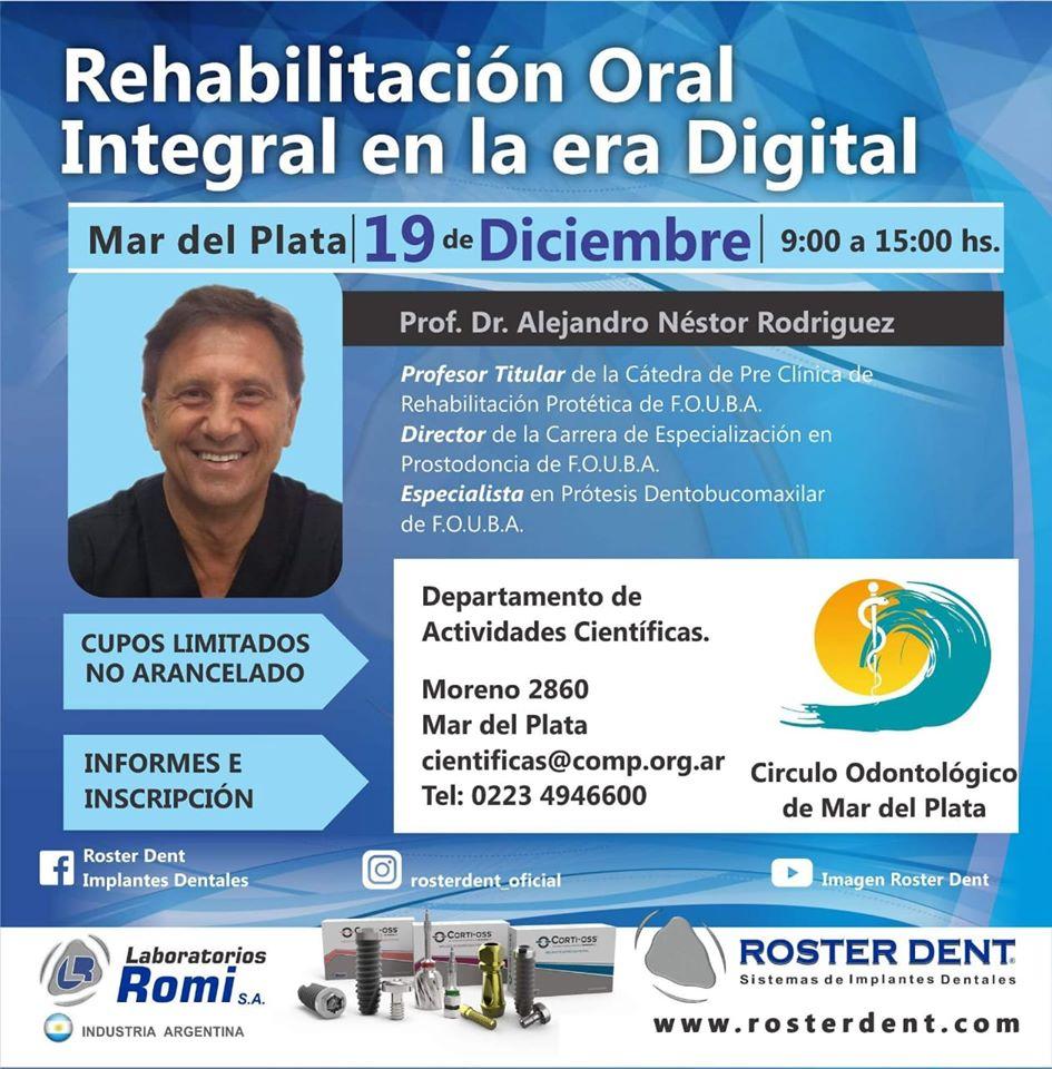 Rehabilitación Integral en la era Digital