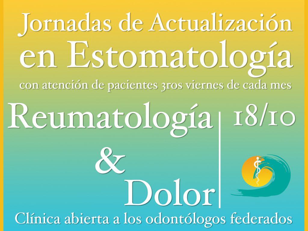 Reumatología y Dolor