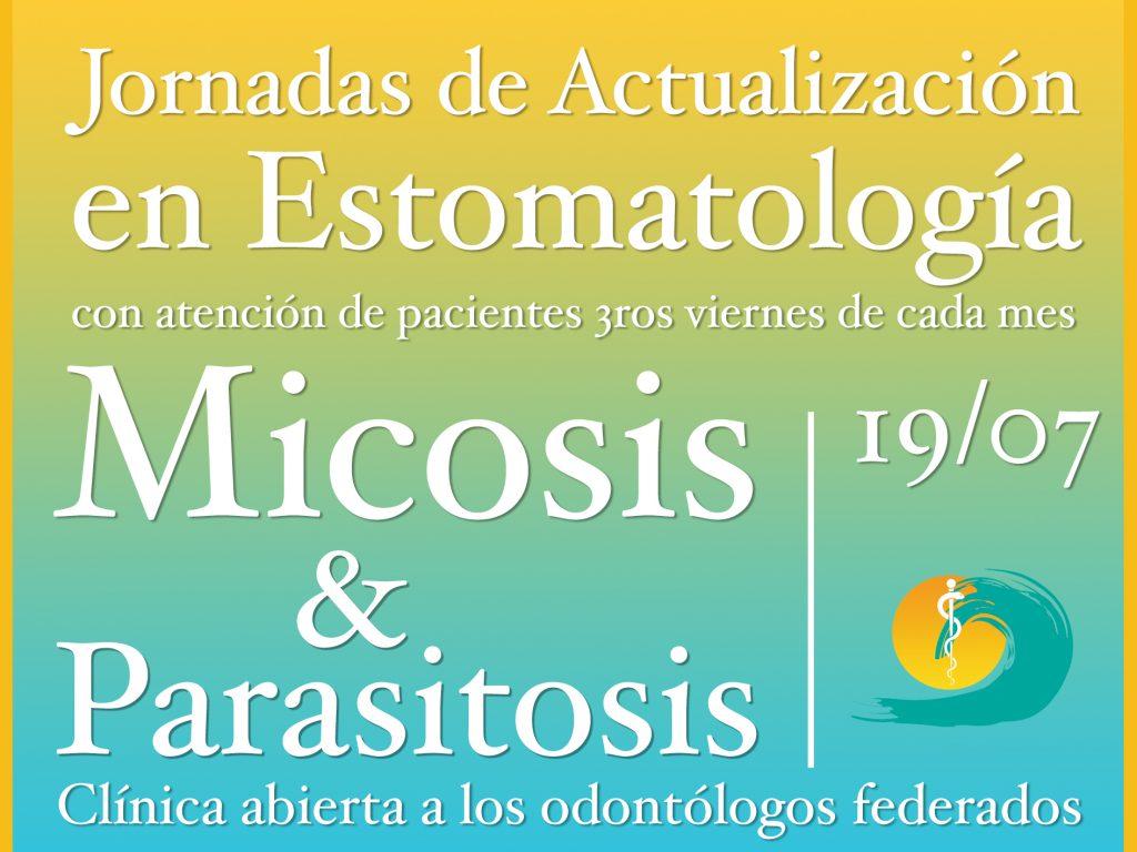 Jornadas de actualización en Estomatología